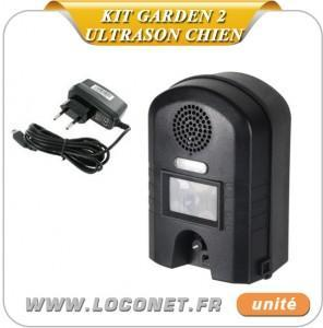 Pack Ultrason Chargeur contre