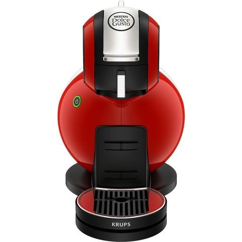 krups cafetiere a dosette yy1602fd dolce gusto melody rouge. Black Bedroom Furniture Sets. Home Design Ideas
