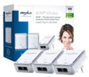 Devolo dLAN 500 duo Network