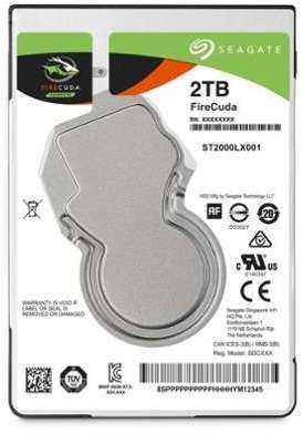 SEAGATE FireCuda 2 To Mobile