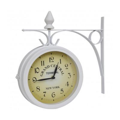 Pendule guide d 39 achat - Horloge double cadran ...