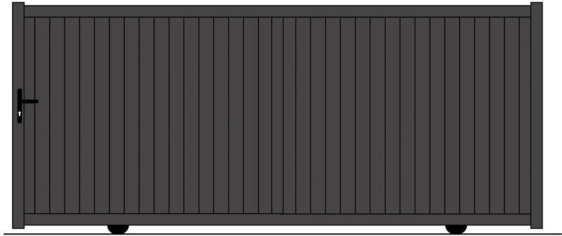 Automatisme de portail guide d 39 achat for Achat portail